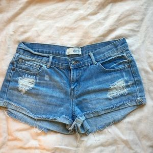 COTTON ON denim jean shorts